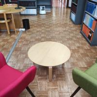 El CRAI Biblioteca de Matemàtiques i Informàtica dobla torn per accedir a les instal·lacions per a consulta de fons i reserva de seient d'estudi