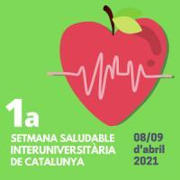 1a Setmana Saludable Interuniversitària de Catalunya