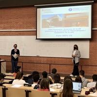 Jornada de benvinguda als estudiants del grau interuniversitari d'Estadística (UB-UPC)