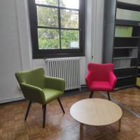 El CRAI Biblioteca de Matemàtiques i Informàtica millora mobiliari