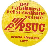 40è aniversari de les Eleccions del 15 juny de 1977 al CRAI Biblioteca del Pavelló de la República