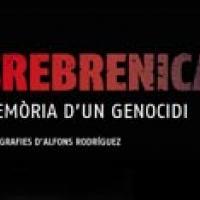 """""""Srebrenica: Memòria d'un genocidi"""", exposició al CRAI Biblioteca del Campus de Mundet"""