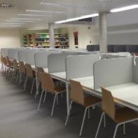 Nous equipaments al CRAI Biblioteca de Biologia