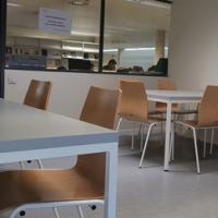 Sala multiús: Nou espai de treball en grup al CRAI Biblioteca de Biologia