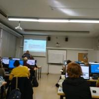 Taller de Wikidata a la Facultat de Biblioteconomia i Documentació