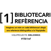 El CRAI de la UB s'adhereix a la campanya Un bibliotecari: una referència