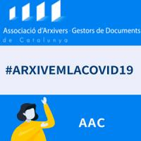 El CRAI Biblioteca del Pavelló de la República s'adhereix a la campanya #ArxivemlaCOVID19