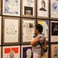 """Exposició """"Assemblea Democràtica d'Artistes de Girona"""" amb la col·laboració del CRAI Biblioteca del Pavelló de la República"""