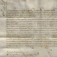 Pergamins del Monestir d'Aguaire. Nova col·lecció especial del CRAI Biblioteca de Reserva
