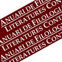 """""""Anuari de Filologia. Literatures Contemporànies"""". Publicat el núm. 6 de 2016"""