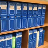 Finalitzat l'inventari del fons d'arxiu d'AENTDE al CRAI Biblioteca del Campus Bellvitge