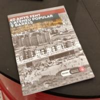 Memòria Històrica de l'Ateneu Popular 9 Barris. Exposició al CRAI Biblioteca del Campus de Mundet