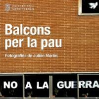 BALCONS PER LA PAU: nova exposició al CRAI Biblioteca del Campus Bellvitge