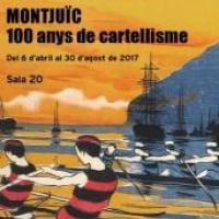 """Exposició """"Montjuïc, 100 anys de cartellisme"""", amb la participació del CRAI Biblioteca del Pavelló de la República"""