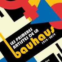 Primeres artistes de la Bauhaus: 1919-2019. Exposició al CRAI Biblioteca de Belles Arts