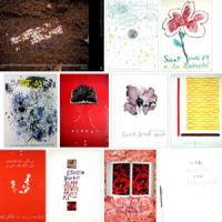 Exposició de cartells de Sant Jordi al CRAI Biblioteca de Belles Arts