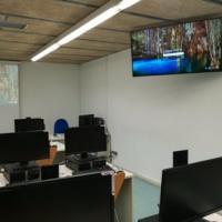 Nou equipament al CRAI Biblioteca del Campus Bellvitge