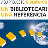 El CRAI de la Universitat s'adhereix a la campanya Un bibliotecari: una referència