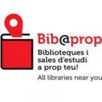 Bib@prop. App per geolocalitzar biblioteques públiques i univesitàries catalanes