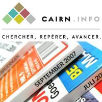 CAIRN bouquet humanities and social sciences. Nova subscripció
