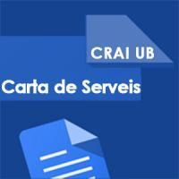 Publicada la Carta de Serveis del CRAI UB