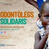 Exposició Odontòlegs solidaris al CRAI Biblioteca del Campus Bellvitge