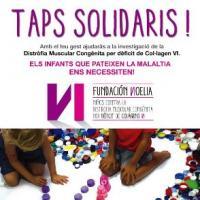 Gran èxit del projecte de recollida de taps solidaris de la Fundación Noelia