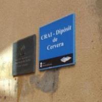 Nova retolació al CRAI Dipòsit de Cervera