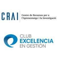 El CRAI de la UB rep la visita del Comitè Avaluador Extern per renovar el Segell d'Excel·lència Europea EFQM