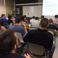 Sessions de formació a la Facultat de Geografia i Història per part del CRAI Biblioteca del Pavelló de la República