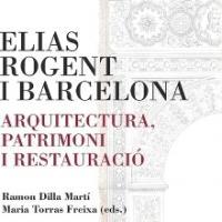 El personal del CRAI Biblioteca de Reserva col·labodors en el llibre Elias Rogent i Barcelona