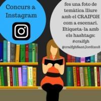 Concurs fotogràfic a l'Instagram del CRAI Biblioteca de Filosofia, Geografia i Història