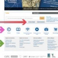Web del CRAI. Nova pàgina més àgil i intuitiva