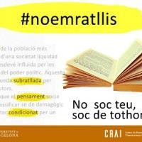#noemratllis. Mostra bibliogràfica itinerant