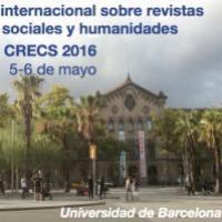 El CRAI Unitat de Projectes al CRECS 2016