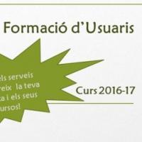 nous cursos de formació d'usuaris al CRAI Biblioteca de Física i Química