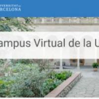 Creació automàtica de cursos en el campus virtual de la UB