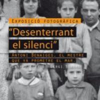 """""""Desenterrant el silenci. Antoni Benaiges, el mestre que va prometre el mar"""". Exposició al CRAI Biblioteca del Campus de Mundet"""