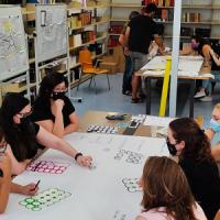 Design Thinking al CRAI Biblioteca d'Informació i Mitjans Audiovisuals