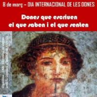 El Dia Internacional de les dones al CRAI i a la Universitat de Barcelona