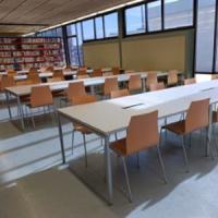 Renovació del mobiliari al CRAI Biblioteca de Dret