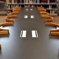 Ampliació de mobiliari al CRAI Biblioteca de Matemàtiques i Informàtica