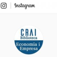 @craieie, nou compte d'Instagram al CRAI de la UB