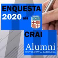 Enquesta de satisfacció per al col·lectiu Alumni UB