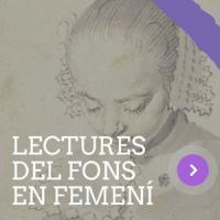 Lectures del fons en femení. Exposició física i virtual al CRAI Biblioteca d'Informació i Mitjans Audiovisuals