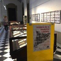 """Més temps per visitar l'exposició """"Història de la medicina catalana"""" al CRAI Biblioteca del Campus Clínic"""
