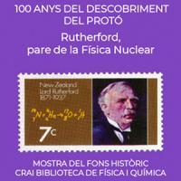 Inauguració de l'exposició 100 anys del descobriment del protó. Rutherford, pare de la Física Nuclear al CRAI Biblioteca de Física i Química