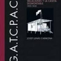 """Jornades """"Arquitectura d'avantguarda a Barcelona. Art i disseny al voltant del GATCPAC"""" amb participació del CRAI Biblioteca del Pavelló de la República."""