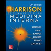 Harrison. Principios de medicina interna. 20a ed. 2019. Nou recurs electrònic a la vostra disposició
