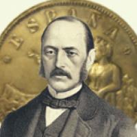 """Exposició virtual """"Laureà Figuerola, 1816-1903"""" al CRAI Biblioteca d'Economia i Empresa"""